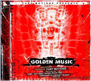 Fury Motions ЂGolden Musicї (CD)