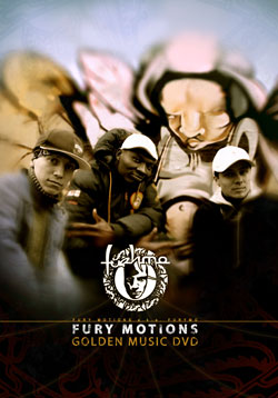 Fury Motions ЂGolden Music DVDї (DVD)