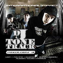 DJ Tonetrack ЂMixology Vol. 3. International Impactї (CD)