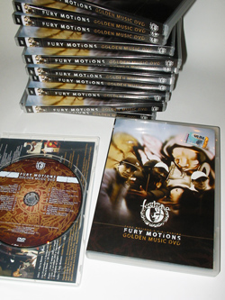 —качать Fury Motions ЂGolden Music DVDї
